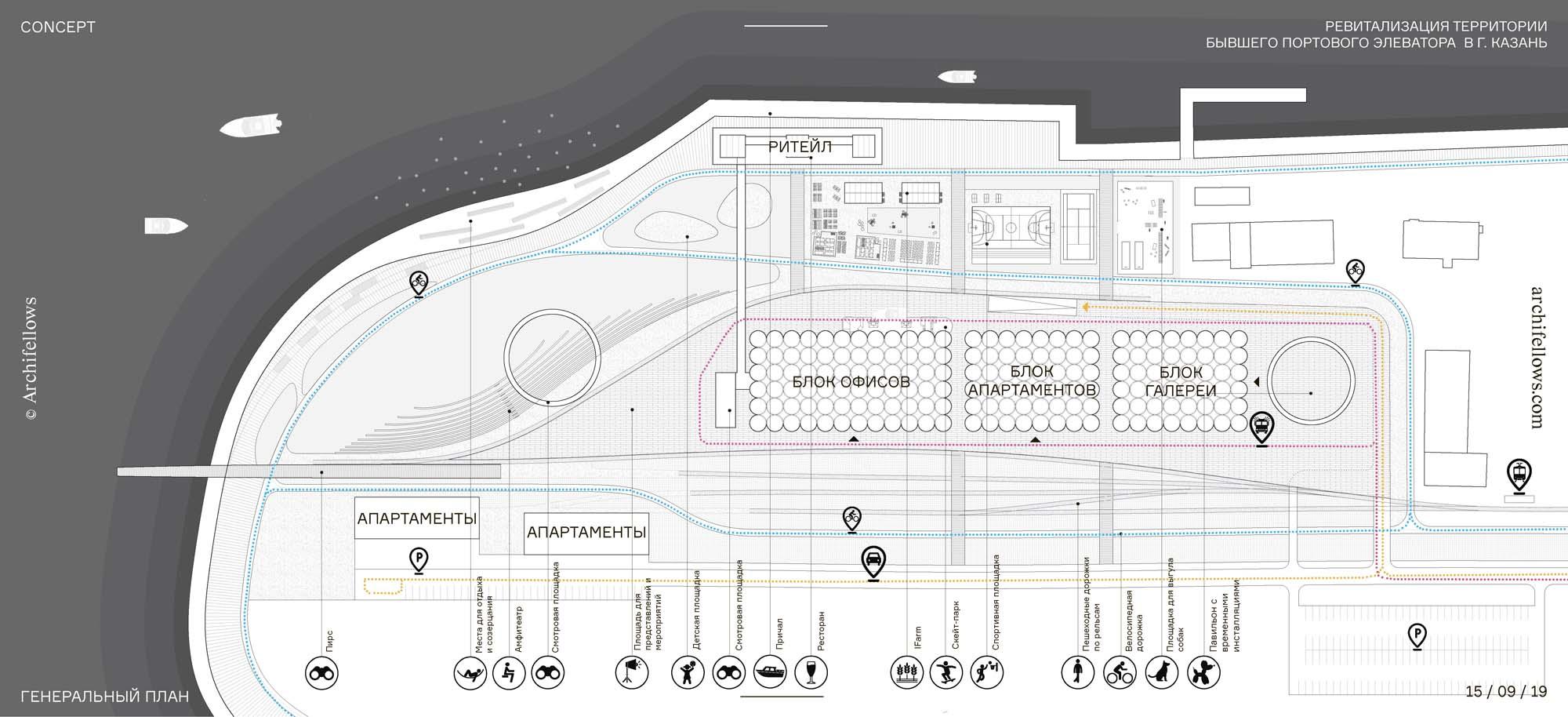 Генеральный план элеватора фольксваген транспортер рисунки